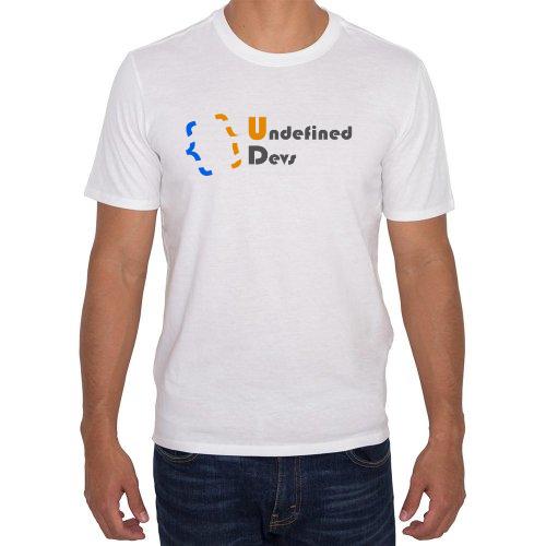Fotografía del producto #UndefinedTShirt Blanca | Hombre (37717)