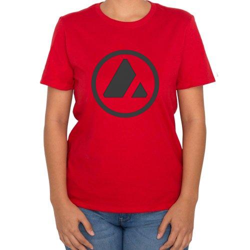 Fotografía del producto Playera del logo 2020-2 de color, para mujer (37800)