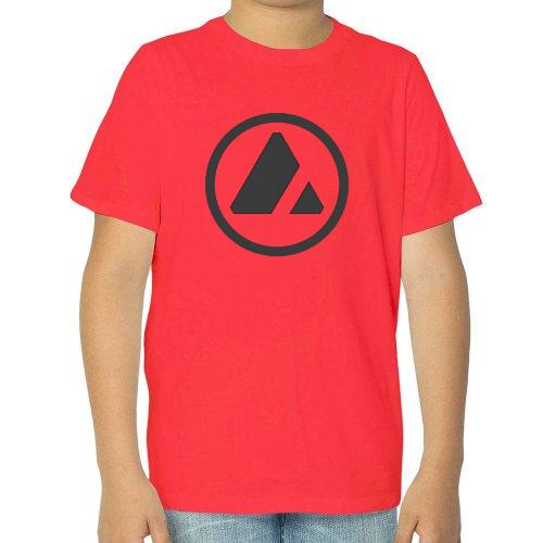 Fotografía del producto Playera del logo 2020-2 de color, juvenil unisex (37806)
