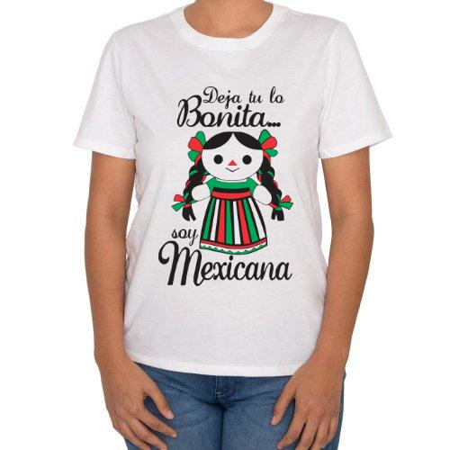 Fotografía del producto Deja tu lo Bonita, soy Mexicana (37969)