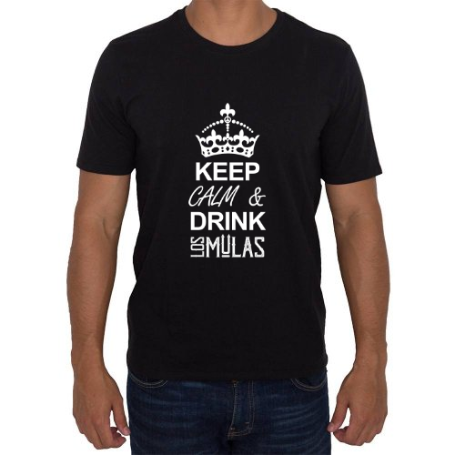 Fotografía del producto Keep Calm - negro (37972)