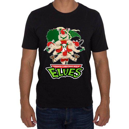 Fotografía del producto Teenage Christmas Ninja Elves (39595)