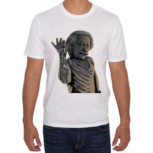 Fotografía del producto Albert Einstein estilo Salt Bae (39907)