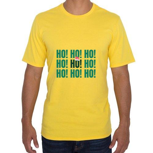 Fotografía del producto Camiseta navideña de HO! HO! HO! (40214)