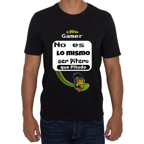 Fotografía del producto El Pitón Gamer pitero pitudo