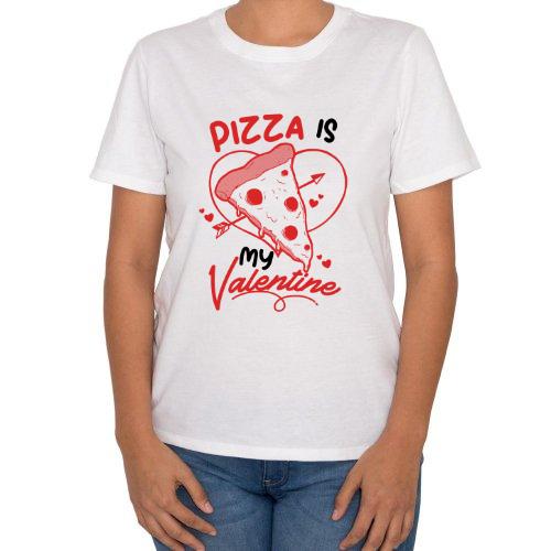 Fotografía del producto Pizza is my Valentine