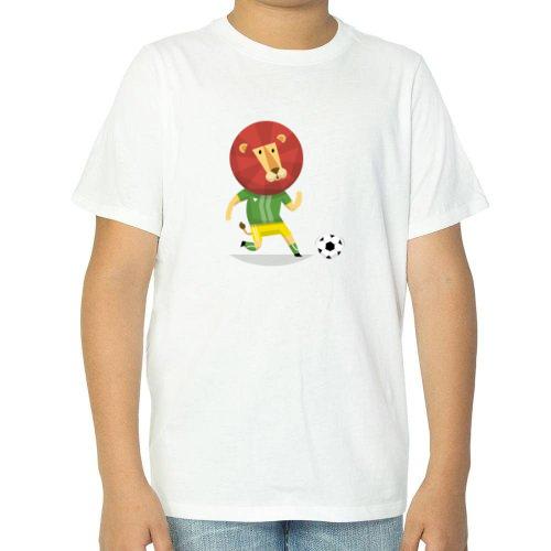 Fotografía del producto ¡El rey león del futbol mexicano para niños! (41143)