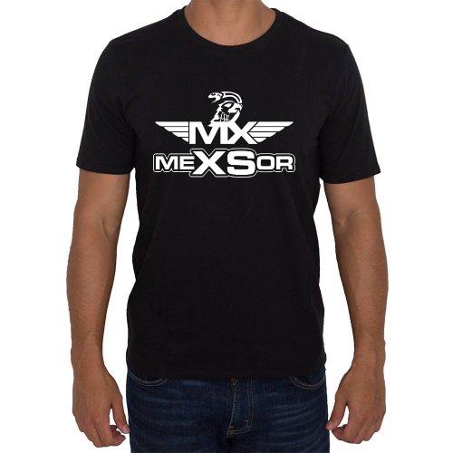 Fotografía del producto Mexsor Manga Corta Negra (41299)