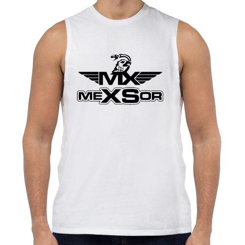 Fotografía del producto Mexsor Sin Mangas Blanca (41303)