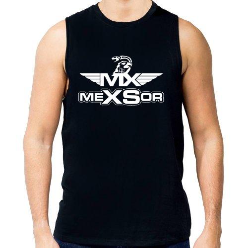 Fotografía del producto Mexsor sin mangas negra (41304)