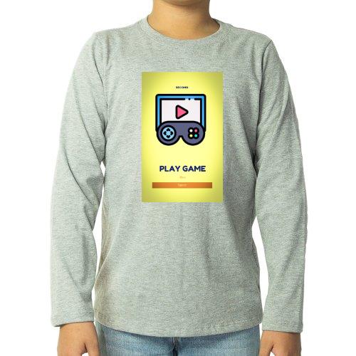 Fotografía del producto Playera play color game (42237)