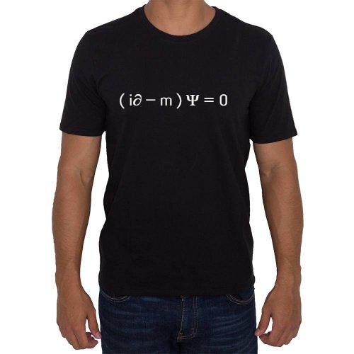 Fotografía del producto Josué Celis / Para una playera bella la ecuación de Dirac. (43701)