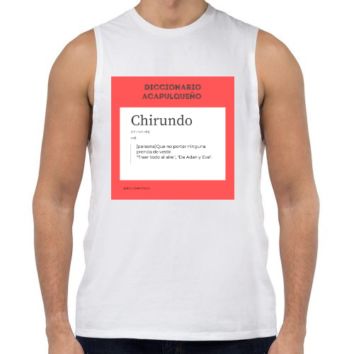 Fotografía del producto Chirundo (43908)
