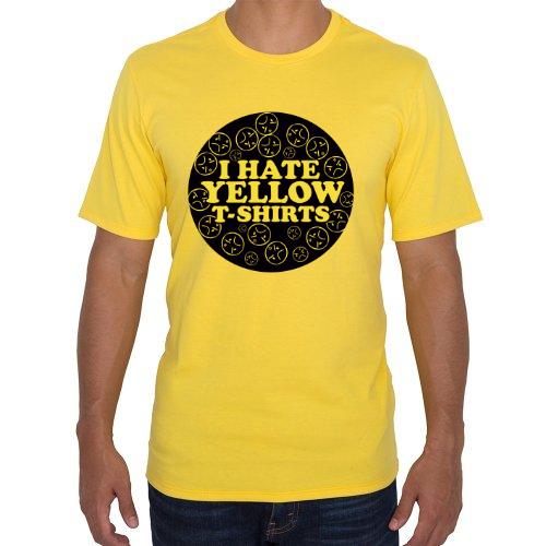 Fotografía del producto I hate yellow t-shirts (44428)