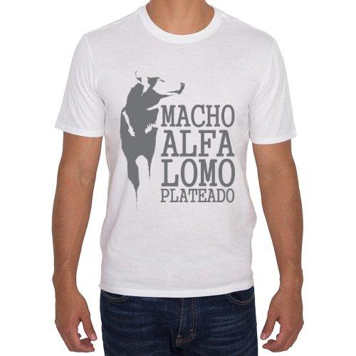 Fotografía del producto Macho Alfa Lomo Plateado (44541)