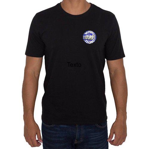 Fotografía del producto MundoTecnoTips en negro logo 3 (45007)