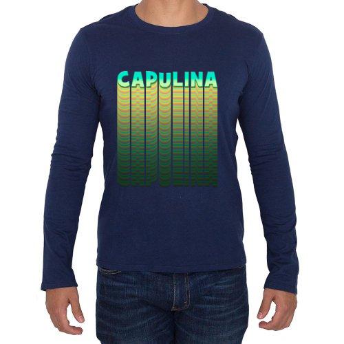 Fotografía del producto CAPULINA Logo Retro (Hombre) (45011)