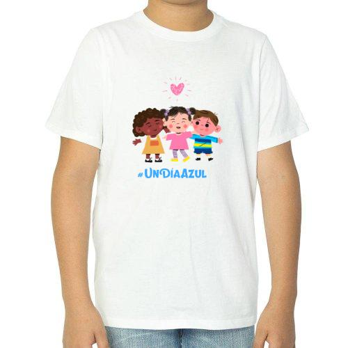 Fotografía del producto Día de la concientización del Autismo niño (45281)