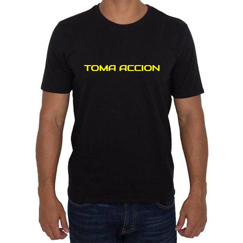 Fotografía del producto Playera TOMA ACCION (45508)