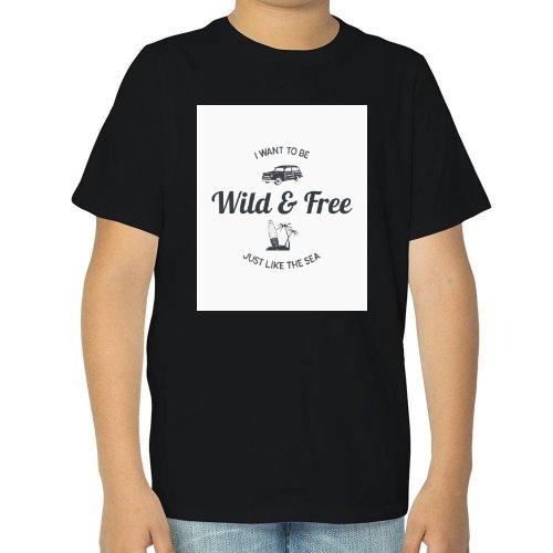 Fotografía del producto I Want To Be Wild & Free... (46080)