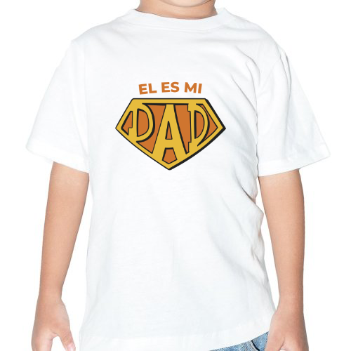 Fotografía del producto El es mi super papá