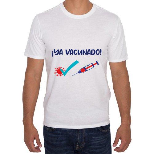 Fotografía del producto YA VACUNADO (46828)