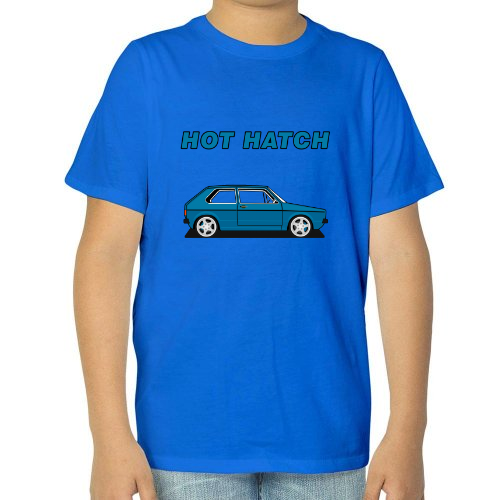 Fotografía del producto Hot Hatch vw Azul (46891)