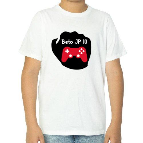 Fotografía del producto Playera Juvenil Unisex - Logo Beto JP 10