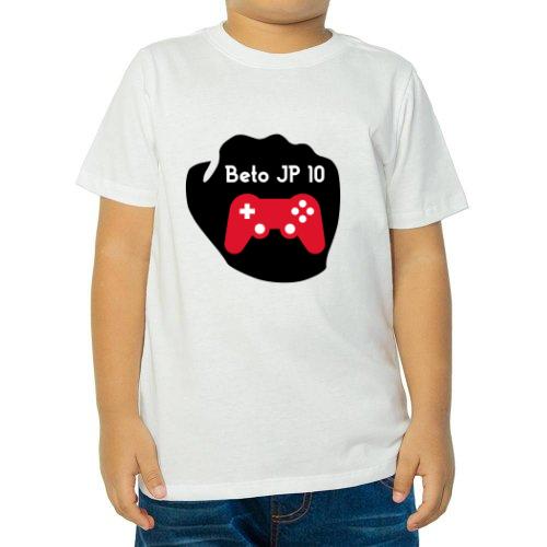 Fotografía del producto Playera Infantil Unisex - Logo Beto JP 10 (47093)