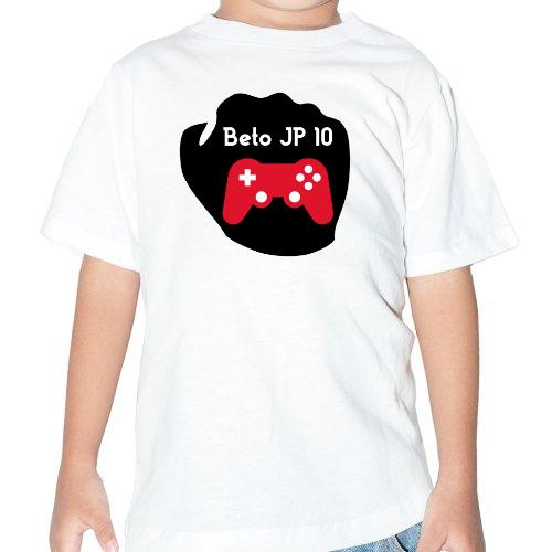 Fotografía del producto Playera Bebé - Logo Beto JP 10