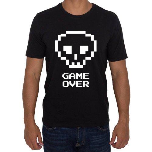 Fotografía del producto GAME OVER pixel skull