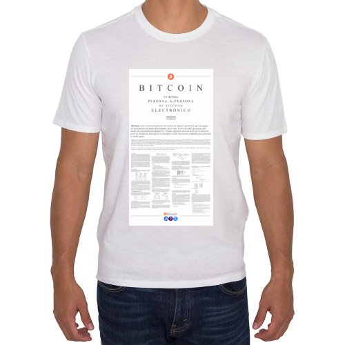 Fotografía del producto Bitcoin Whitepaper (47276)