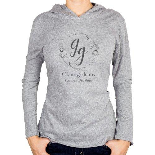Fotografía del producto Glam girls hoodie (47289)