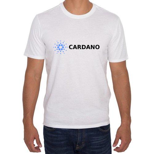 Fotografía del producto La Revolucion de Criptomonedas 2022 Playera Cardano ¨Bitcoin¨ (47295)