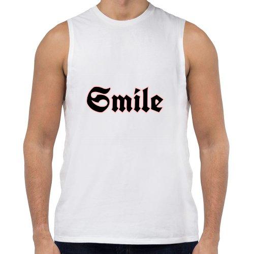 Fotografía del producto Smile - Hombre playera sin mangas (47802)