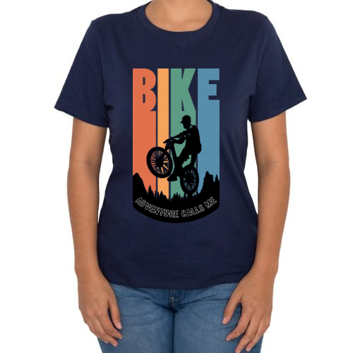 Fotografía del producto Bike Adventure Calls Me (48233)