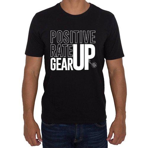 Fotografía del producto Positive rate, gear up (48710)