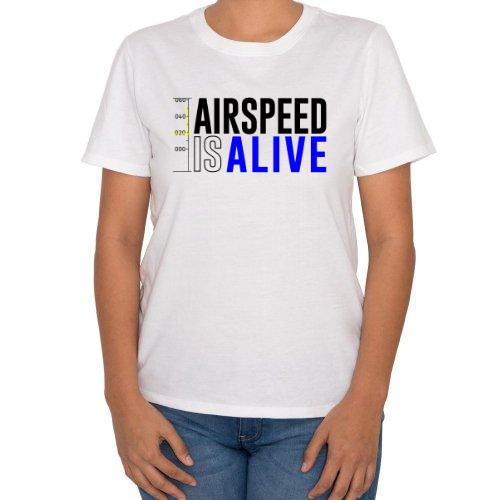 Fotografía del producto Blusa Airspeed is ALIVE / blanca (48889)
