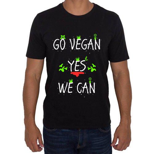 Fotografía del producto Go Vegan Yes We Can (Hombre) (48973)