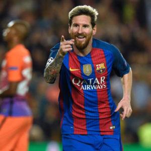 Lionel Messi – Barcelona #10