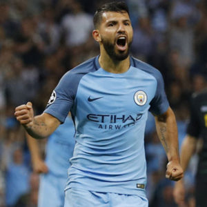 Sergio Agüero – Machester City #10