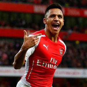 Alexis Sánchez – Arsenal #17