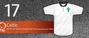 Jersey Fútbol Celtic 2012-2013
