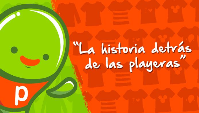 La historia detrás de las playeras - Diseñar y personalizar playeras en  minutos  d31a936a27904